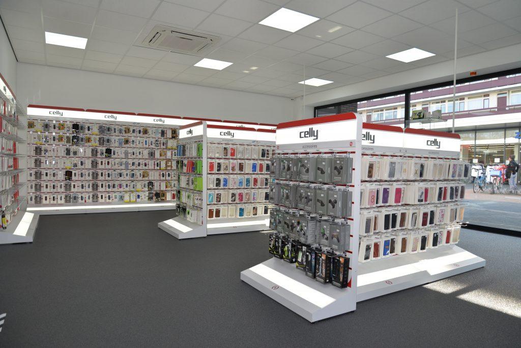 telefoonzaak in Arnhem